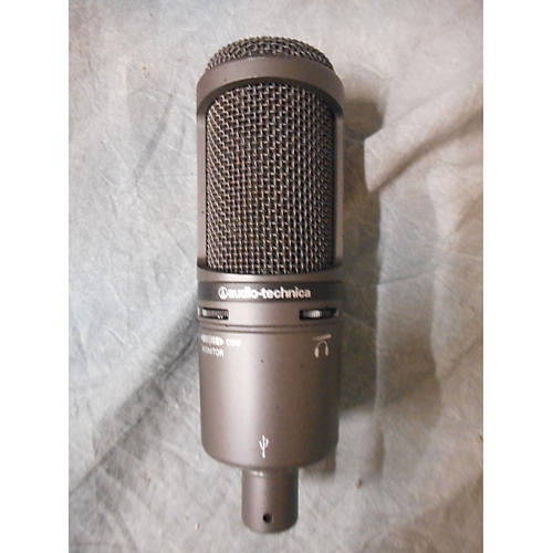 Audio-Technica AT2020USB Plus USB Microphone-thumbnail