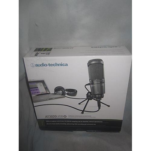 Audio-Technica AT2020USB Plus USB Microphone-thumbnail