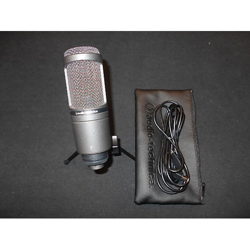 Audio-Technica AT2020USB USB Microphone-thumbnail
