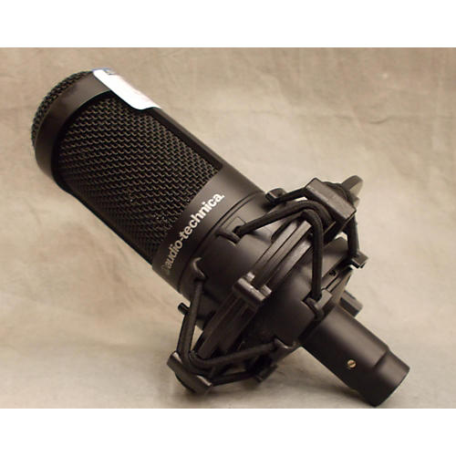 Audio-Technica AT2035 Black Condenser Microphone