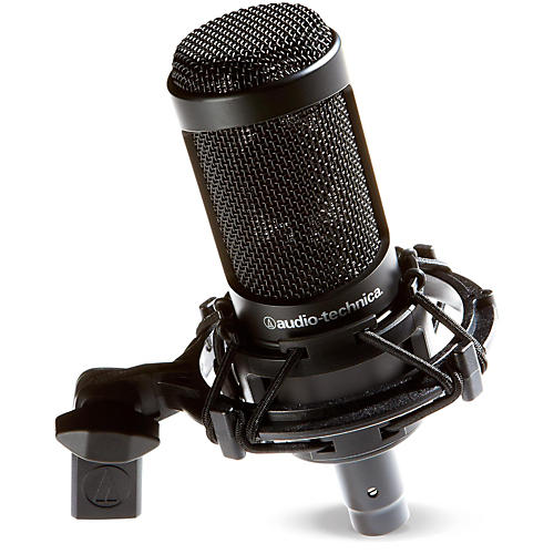 Audio-Technica AT2035 Cardioid Condenser Microphone-thumbnail