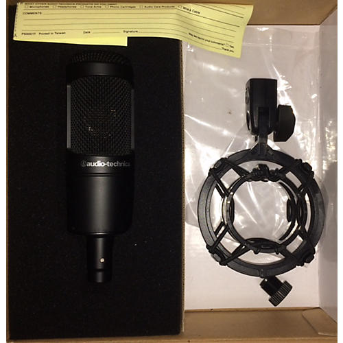 Audio-Technica AT2035 Condenser Microphone-thumbnail