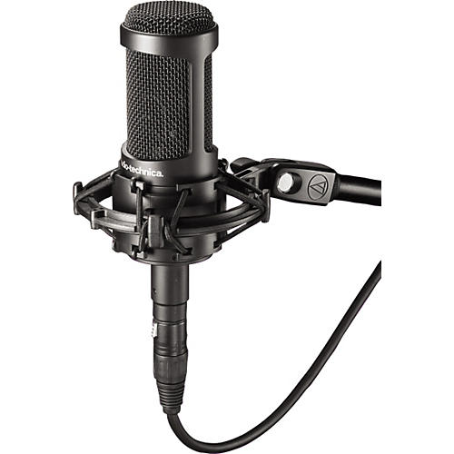 Audio-Technica AT2050 Multi-Pattern Large Diaphragm Condenser Microphone-thumbnail