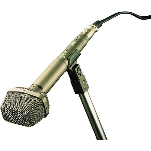 Audio-Technica AT825 OnePoint X/Y Stereo Field Recording Microphone-thumbnail