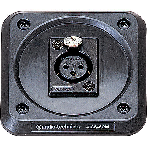 Audio-Technica AT8646QM Quickmount plate