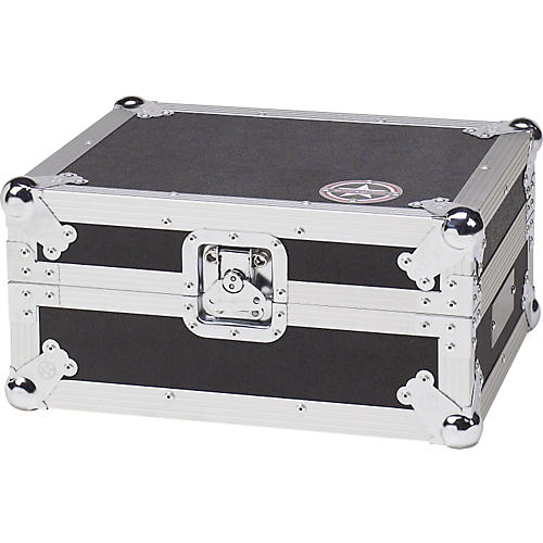 Road Runner ATA Case for CDJ800, CDJ1000, DNS3000, or DNS5000 CD Players and DJ Mixers Black