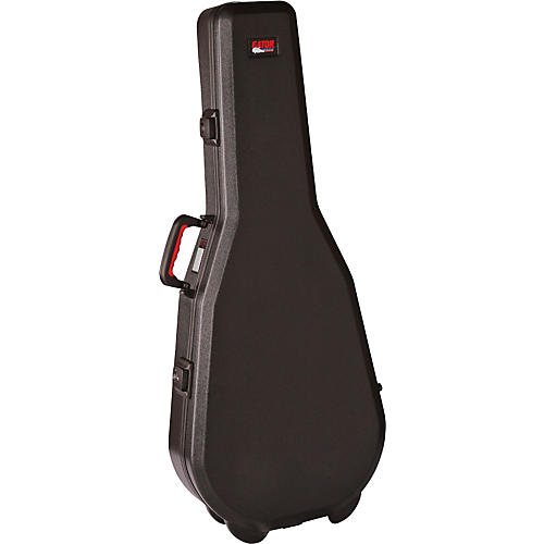 Gator ATA Molded Acoustic Dreadnought Guitar Case with TSA Latches-thumbnail