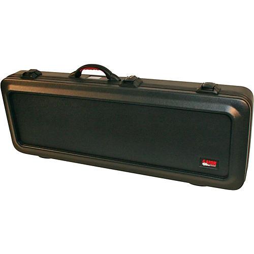 Gator ATA Polyethylene Electric Guitar Case Black