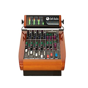 Toft Audio Designs ATB-04 4-Channel 2-Bus Analog Mixer by Toft Audio Designs