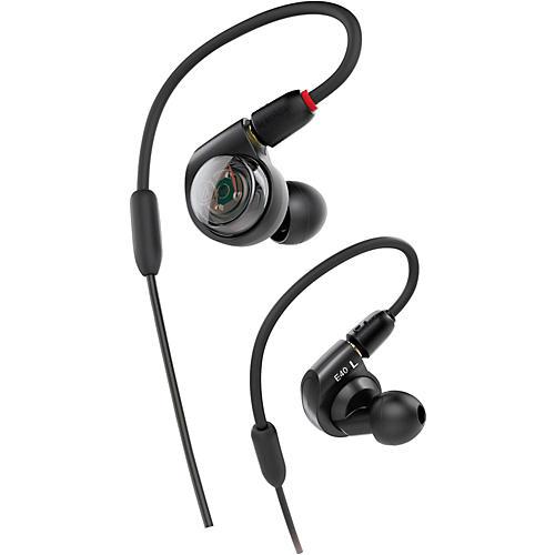 Audio-Technica ATH-E40 Professional In-Ear Monitor Headphones-thumbnail