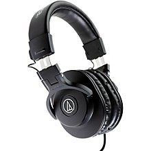 Audio-Technica ATH-M30x Closed-Back Professional Studio Monitor Headphones Level 1 Black