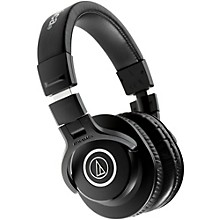 Audio-Technica ATH-M40x Closed-Back Professional Studio Monitor Headphones Level 1 Black
