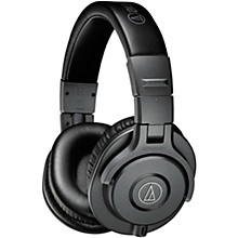 Audio-Technica ATH-M40x Closed-Back Professional Studio Monitor Headphones Matte Grey Level 1