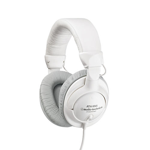 Audio-Technica ATH-M45 Studio Monitor Headphones