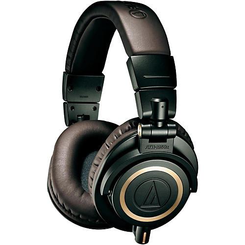 Audio-Technica ATH-M50XDG Professional Studio Monitor Headphones
