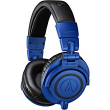 Audio-Technica ATH-M50xBB Black/Blue Limited Edition Headphone