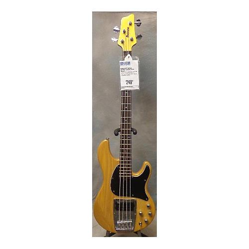 Ibanez ATK200 Natural Electric Bass Guitar-thumbnail