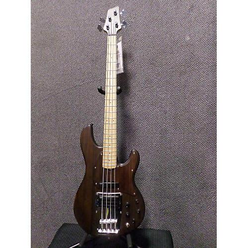 Ibanez ATK800E Electric Bass Guitar Walnut