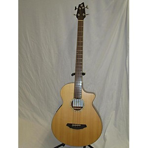 Pre-owned Breedlove ATLAS ABJ250/SM4 Acoustic Bass Guitar by Breedlove