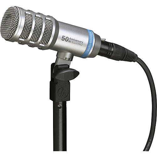 Audio-Technica ATM25 50th Anniversary Dynamic Instrument Mic