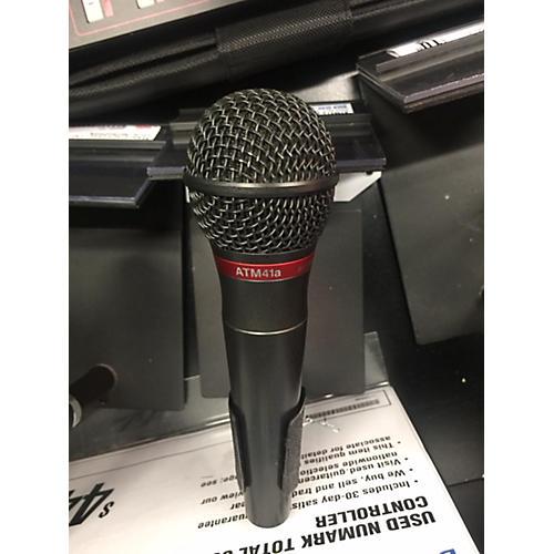 Audio-Technica ATM41a Black Dynamic Microphone-thumbnail