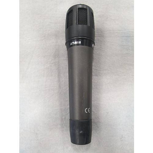 Audio-Technica ATM650 Dynamic Microphone