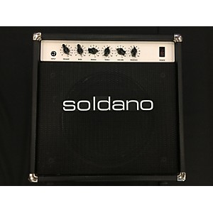 Pre-owned Soldano ATOMIC 16 Tube Guitar Combo Amp by Soldano