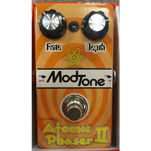 Modtone ATOMIC PHASER II Effect Pedal-thumbnail