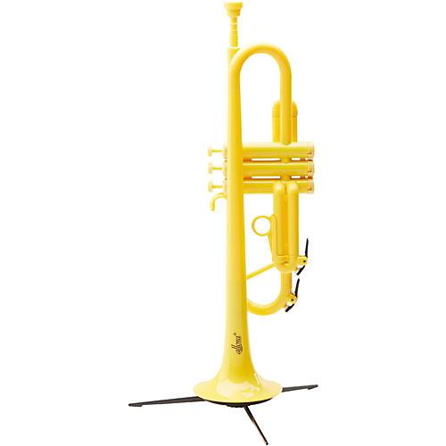 Allora ATR-1301 Aere Series Plastic Bb Trumpet Yellow