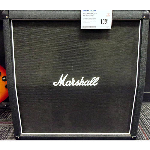 Marshall ATV412 SLANT Guitar Cabinet