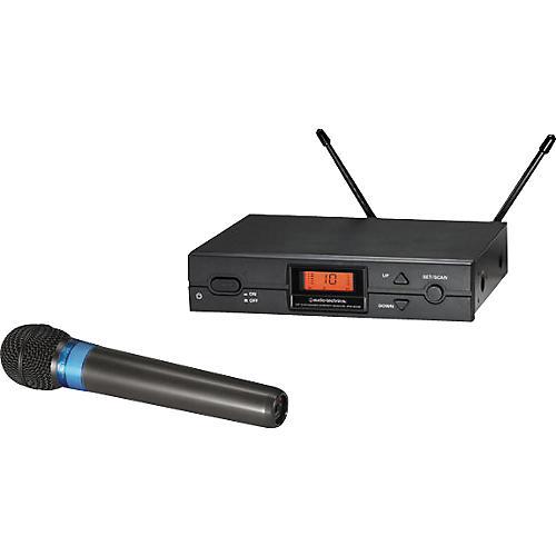 Audio-Technica ATW-2120 Handheld UHF Wireless System