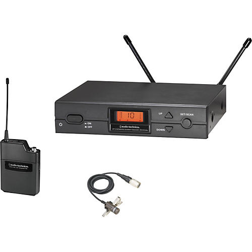 Audio-Technica ATW-2129a 2000 Series Lav Wireless System