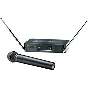 audio technica atw 252 200 series freeway vhf handheld wireless system band t3 guitar center. Black Bedroom Furniture Sets. Home Design Ideas