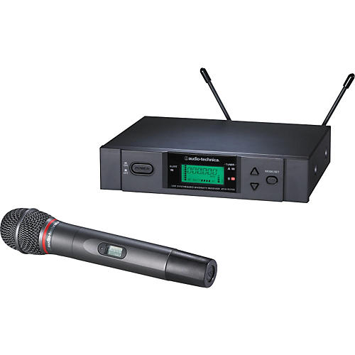 Audio-Technica ATW-3141a UHF Handheld Wireless System