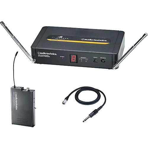 Audio-Technica ATW-701 700 Series UHF Guitar Wireless System