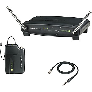 Audio-Technica ATW-901/G System 9 VHF Wireless Guitar System by Audio Technica