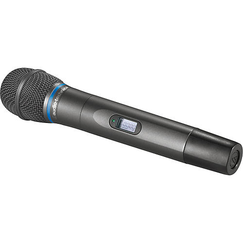 Audio-Technica ATW-T371b 3000 Series Handheld Condenser Microphone/Wireless Transmitter Band D
