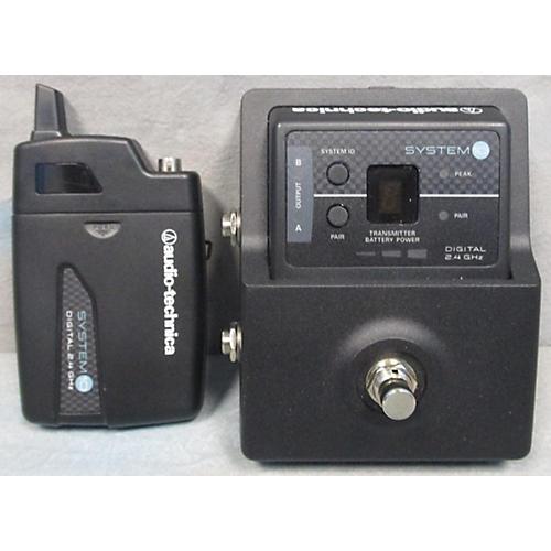 Audio-Technica ATW1501 System 10 Stompbox Instrument Wireless System