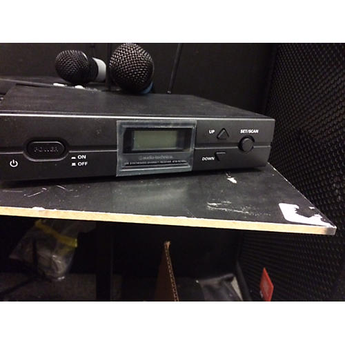 Audio-Technica ATW2120 Handheld Wireless System