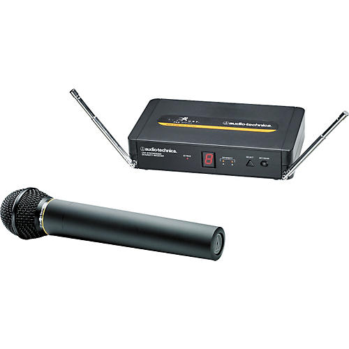Audio-Technica ATW702 UHF Handheld Wireless System-thumbnail