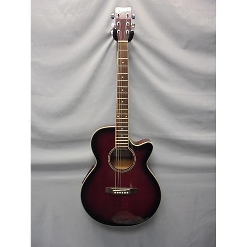 Austin AU 510 PB Acoustic Electric Guitar-thumbnail