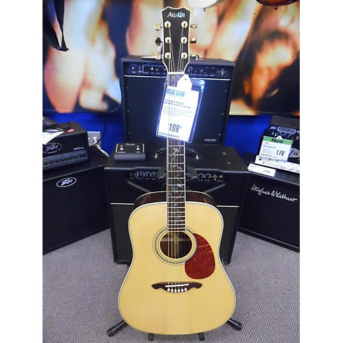 Austin AU550 Acoustic Guitar-thumbnail