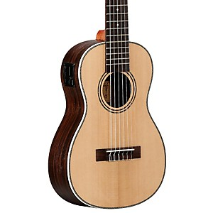 Alvarez AU70BE 6 String Travel Acoustic-Electric Guitar by Alvarez