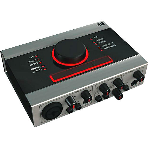 native instruments audio kontrol 1 usb 2 0 audio midi interface guitar center. Black Bedroom Furniture Sets. Home Design Ideas