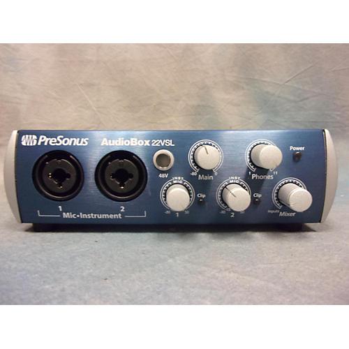 Presonus AUDIOBOX 22VSL Sound Level Meter-thumbnail