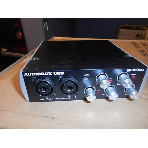 Presonus AUDIOBOX BLACK Audio Interface