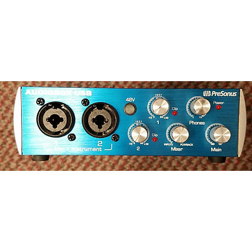 Presonus AUDIOBOX USB Audio Interface-thumbnail