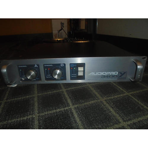 Yorkville AUDIOPRO 3400 Power Amp
