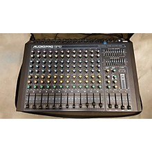 Yorkville AUDIOPRO SP12 Powered Mixer