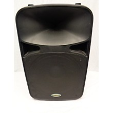 samson powered pa speakers guitar center. Black Bedroom Furniture Sets. Home Design Ideas